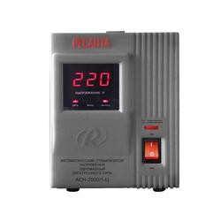 Ресанта ACH-2000/1-Ц Стабилизатор напряжения Ресанта Стабилизаторы Сварочное оборудование