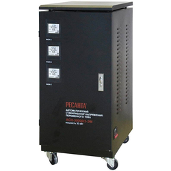 ACH-30000/3-ЭМ Трёхфазный стабилизатор Ресанта Стабилизаторы Сварочное оборудование
