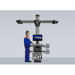 Техно Вектор 7 (7202 T 5 A) Стенд для сход-развала с технологией 3D Технокар Стенды сход-развал Автосервисное оборудование