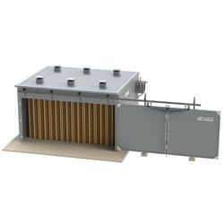 Установка для фитосанитарной обработки, соответствующей требованиям ISPM15/FAO Secal Сушильные камеры Столярные станки