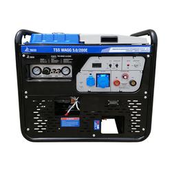 TSS WAGG 5.0/200E (компрессор, генератор, сварка) Генератор сварочный бензиновый ТСС Бензиновые Сварочные генераторы