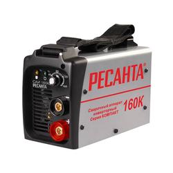 Ресанта САИ 160К Сварочный аппарат Ресанта Инверторы Дуговая сварка