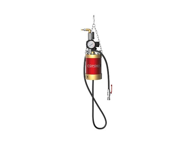 Сорокин 21.1 Установка для промывки инжектора с одним резервуаром 800 мл Сорокин Стенды и установки Замена жидкостей